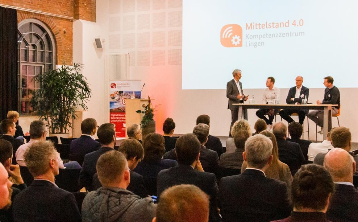 Bundeswirtschaftsministerium verlängert Mittelstand 4.0-Kompetenzzentrum Lingen um weitere zwei Jahre