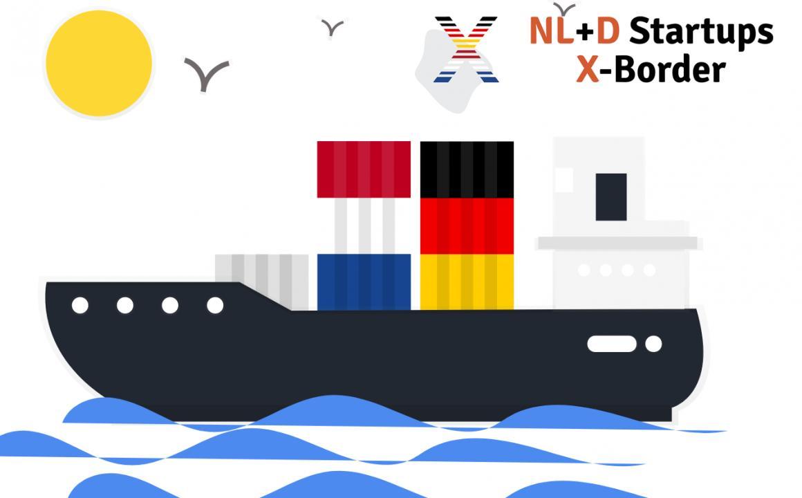 Startup X Borders bringt Startup-Ökosysteme aus Nordrhein-Westfalen und den Niederlanden zusammen.