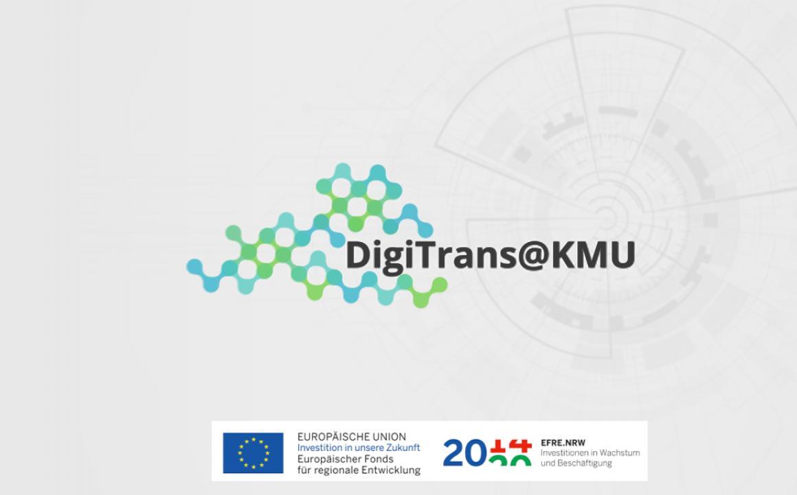 DigiTrans@KMU - Geschäftsmodell-Innovationen und Digitalisierungsstrategien für kleine und mittlere Unternehmen im Münsterland