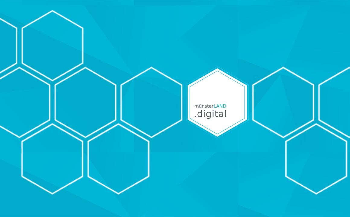 Neuorganisation im Vorstand und Aufsichtsrat des Vereins münsterLAND.digital